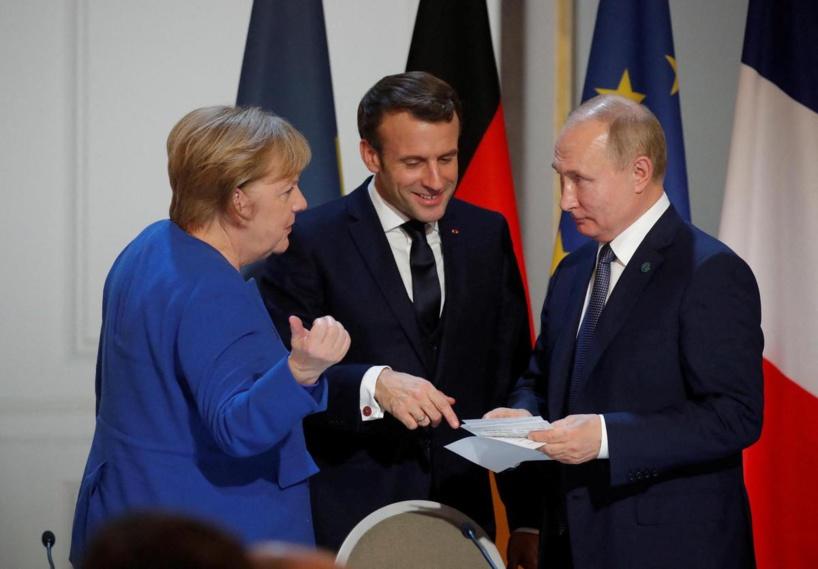 UE: la France et l'Allemagne plaident pour l'organisation d'un sommet avec la Russie