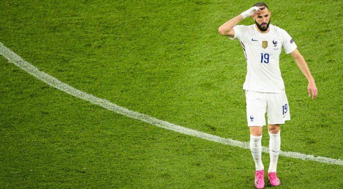 France-Portugal: Benzema explique pourquoi c'est lui qui a tiré le penalty