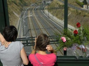 Espagne: jour d'obsèques après la catastrophe ferroviaire de Saint-Jacques-de-Compostelle