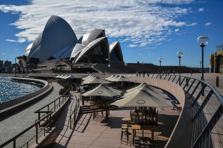 Coronavirus: la ville de Sydney entièrement confinée pour deux semaines