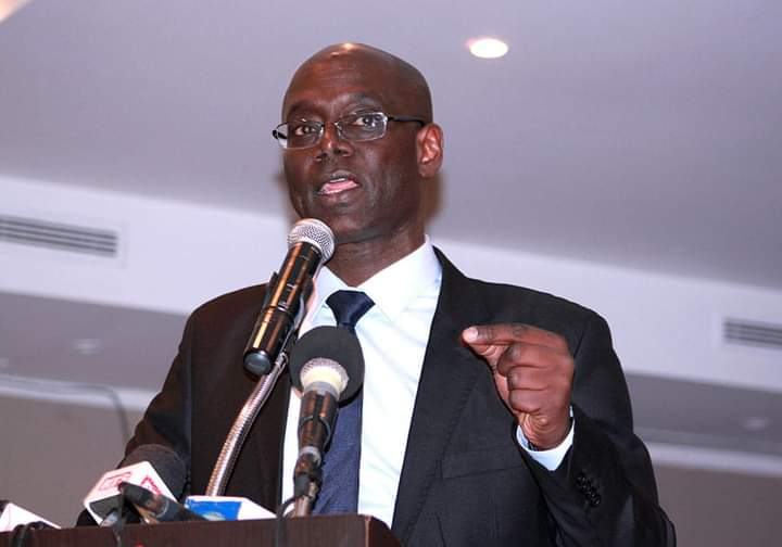 Altercation avec Mberry Sylla: Thierno Alassane Sall attaque Sonko et lui fait la morale