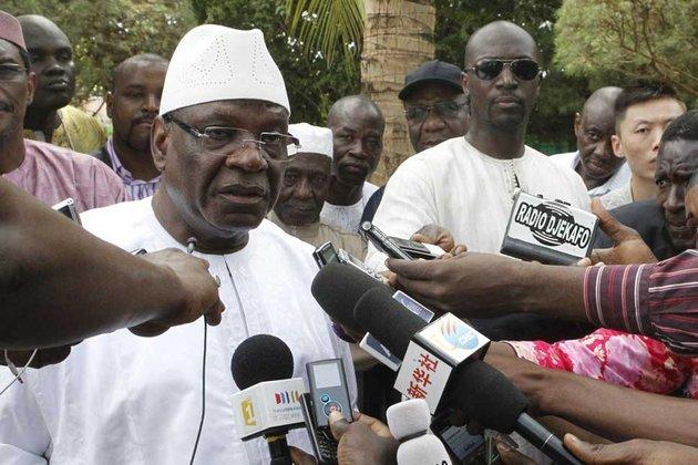 Présidentielle malienne: «large avance» pour IBK au premier tour, selon des résultats partiels