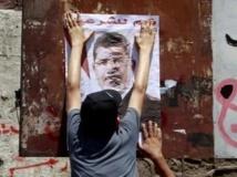 En Egypte, la mobilisation des soutiens au président déchu, Mohamed Morsi, a fléchi