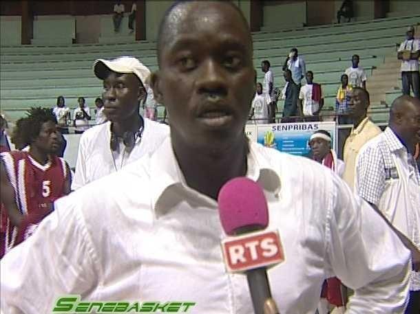 Sénégal/AFROBASKET 2013 : Cheikh Sarr en a marre des arrivées tardives
