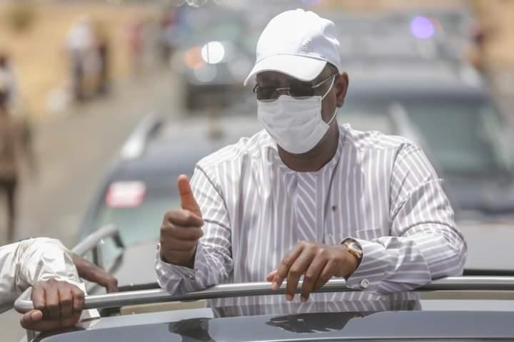 La peur utilisée comme stratégie politique par  Macky SALL  pour faire passer son 3e mandat ! Par Alioune Badara MBOUP