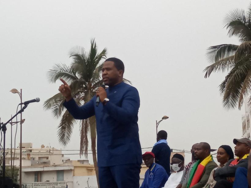 Locales 2022: Bougane Gueye est candidat à la mairie de Dakar