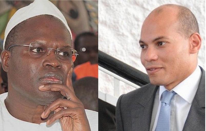 Cas Khalifa Sall et Karim Wade : les pôles présents au dialogue proposent une limite à la privation du droit de vote