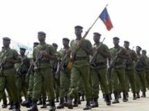L'accord prévoît la formation de 140 soldats et gendarmes togolais par des américains. AFP
