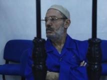 Ahmed Ibrahim, dignitaire du régime de Khadafi, a été condamné à la peine capitale. Reuters / al-Sahli