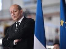 Le ministre de la Défense Jean-Yves Le Drian, le 5 avril 2013. Poujoulat / AFP