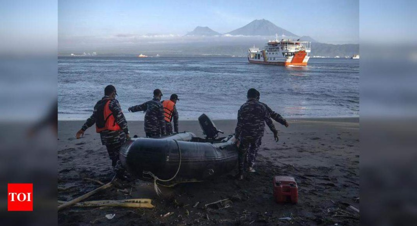 Indonésie: sept morts et onze disparus dans le naufrage d'un ferry à Bali
