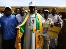 Des partisans d'Ibrahim Boubacar Keïta. Pierre René-Worms / RFI