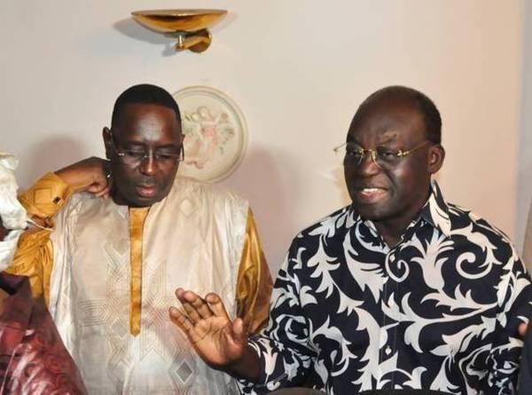 """Macky Sall à Moustapha Niasse : """"Tant que nous respectons nos engagements, il sera chaque année renouvelé"""""""