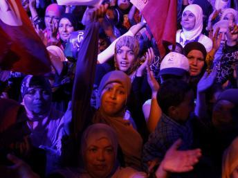 Tunisie: Ennahda mobilise ses partisans pour défendre sa «légitimité»
