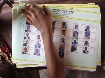 Présidentielle au Mali: interrogations autour des nombreux bulletins nuls