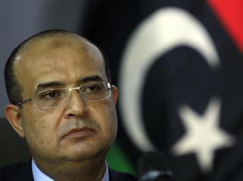 Le vice Premier ministre libyen, le 3 août 2013. Reuters / al-Fetori