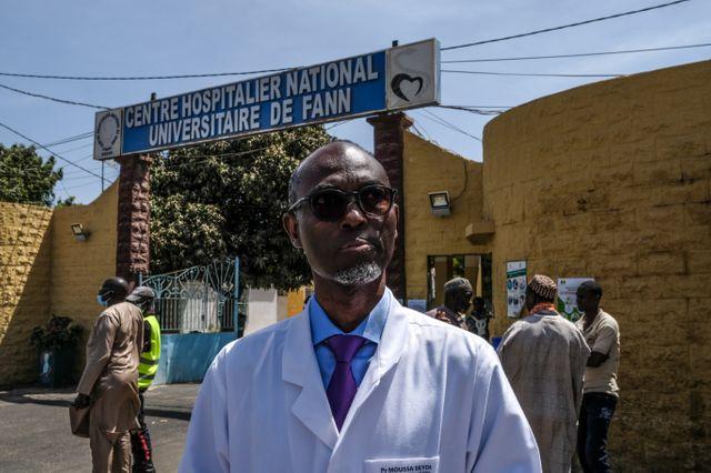 Réunion CNGE : Le Pr Seydi dénonce la qualité de l'oxygène à l'hôpital Fann