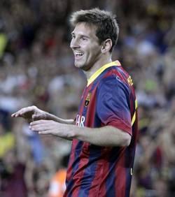 FC Barcelone : Lionel Messi vaut 580 millions d'euros selon son président