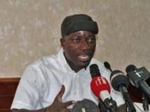 Charles Blé Goudé, alors ministre de la Jeunesse, de la Formation professionnelle et de l'Emploi dans le gouvernement de Laurent Gbagbo. RFI