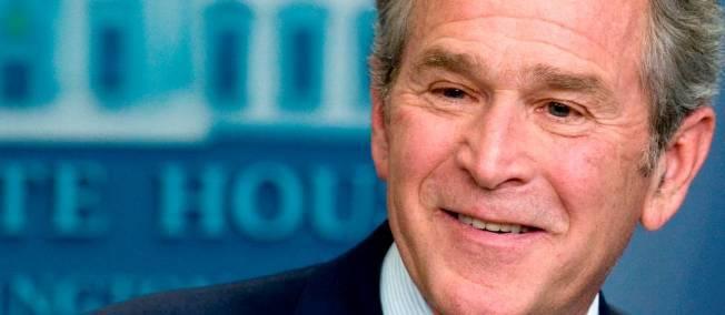 L'ancien président George W. Bush opéré du coeur