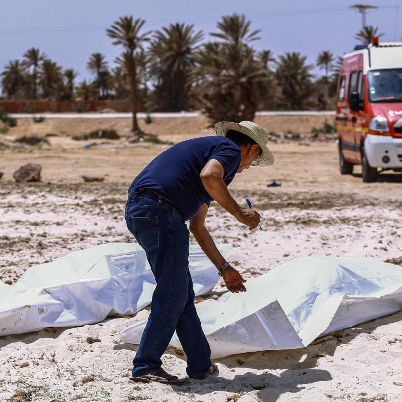Tunisie: les autorités annoncent avoir repêché 21 cadavres de migrants au large de Sfax