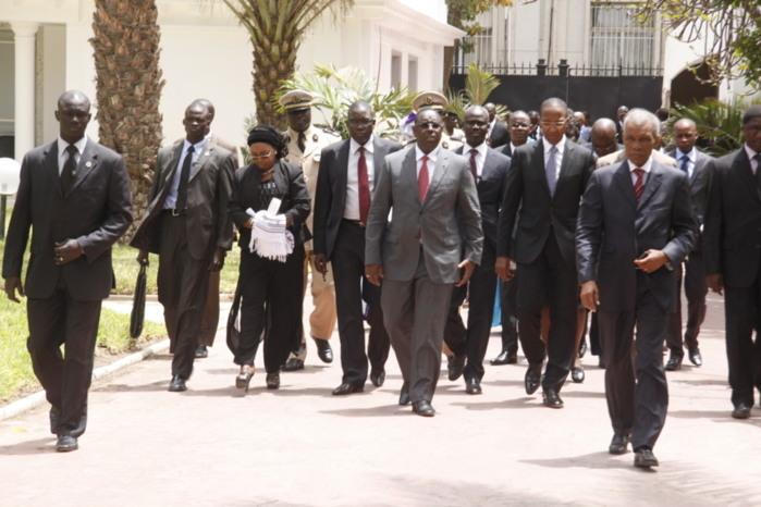 Nominations au Conseil des ministres: Me Papa Khaly Niang hérite de l'Agence de sécurité de proximité, Ndiobo Diene promu