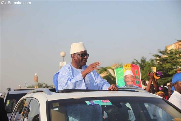 Mali Présidentielle 2013: Ibrahim Boubacar Keïta : « Il nous faut un Etat responsable, protecteur et stratège»