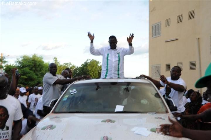 Mali Présidentielle 2013: Soumaïla Cissé : Je lancérai un véritable plan Marshall pour accéler la coissance et reéquilibrer le développement du territoire