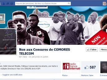 www.facebook.com/NonauxCensuresdeComoresTelecom