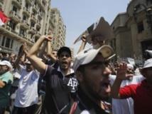 Manifestation de pro-Morsi au Caire, le 5 août 2013. REUTERS/Amr Abdallah Dalsh