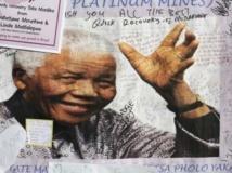 L'ancien président sud-africain, Nelson Mandela. Reuters/Siphiwe Sibeko