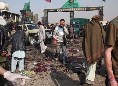 Afghanistan: 10 femmes tuées lors d'une explosion dans un cimetière
