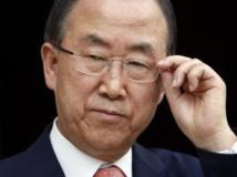 Pour Ban Ki-moon, la communauté internationale doit se préoccuper d'urgence de la crise en RCA. REUTERS/Charles Platiau
