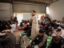 Le recteur de la mosquée de Lyon a demandé aux autorités que les salles de prières et les mosquées soient protégées. Getty Images/Franck Prevel
