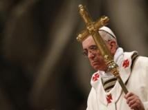 Le pape François a entrepris de réformer le système financier du Vaitcan. REUTERS/Alessandro Bianchi