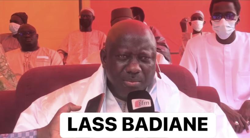 Serigne Bassirou Gueye apparaît en public et dément les rumeurs sur sa maladie