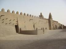 La grande mosquée de Tombouctou. RFI/ D.R
