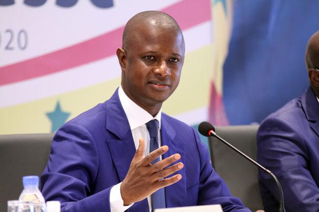 """Assemblée nationale: """"65 articles sur 356 articles du code électoral ont fait l'objet d'un consensus aussi bien dans la rédaction que dans le contenu"""" (Antoine Diome)"""