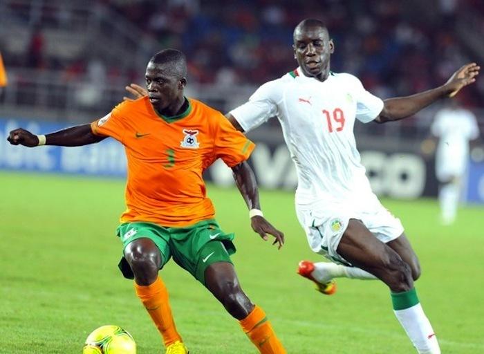 Match amical : « Lions » et « Chipopolo » se retrouvent après Bata, cet après midi