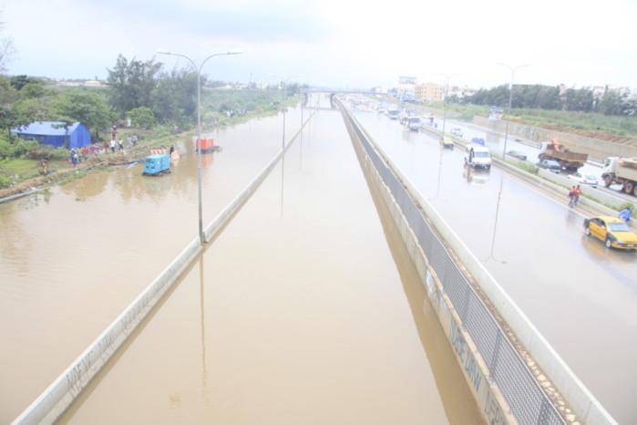 Inondations au Sénégal : Le plan ORSEC n'est pas encore envisagé