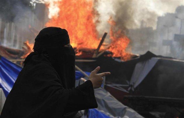 Au moins 95 morts en Egypte, selon le ministère de la Santé