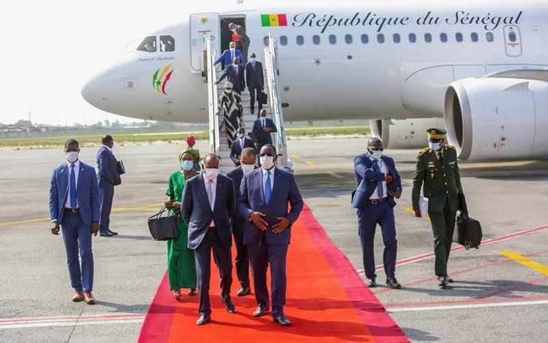 20e Reconstitution de l'IDA: Macky Sall à Abidjan pour prendre part à la rencontre