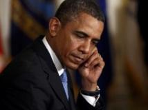 Aux Etats-Unis, de nombreuses voix appellent Barack Obama à faire preuve de plus de fermeté à l'égard du pouvoir égyptien. Reuter
