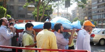 Egypte: vendredi de colère pour les pro-Morsi et mobilisation aussi du côté du Front de salut national