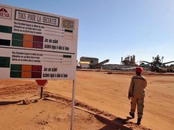 Niger: trois mois après l'attentat d'Arlit, la production a repris à la Somaïr