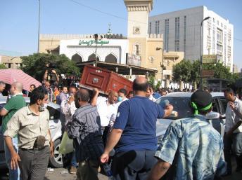 Mobilisation européenne sur le dossier égyptien
