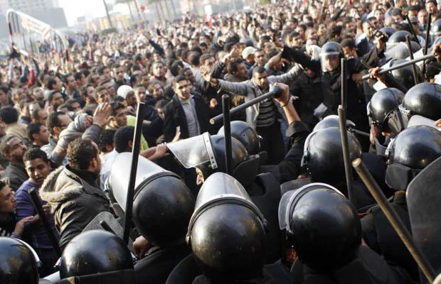 Les manifestations du «vendredi de la colère» ont débuté en Egypte