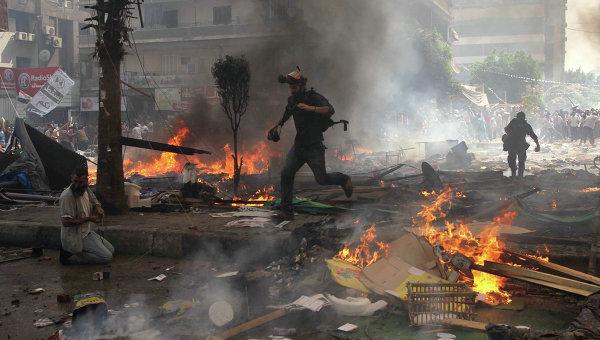 Egypte: l'Union européenne étudie ses sanctions contre le Caire