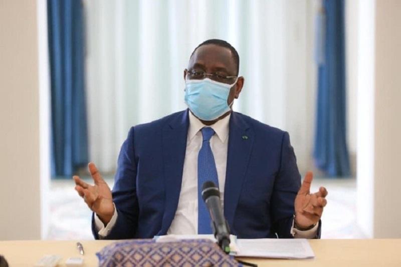 Macky Sall à ses collaborateurs : « L'opposition ne nous pardonne rien du tout »