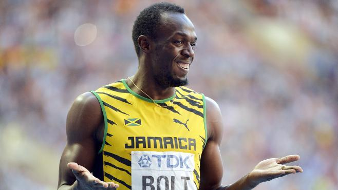 Athlétisme-Mondiaux de Moscou: Bolt...évidemment !